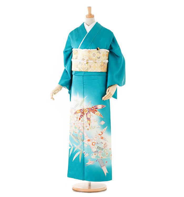 大きいサイズ 色留袖 No.DA-0136-LOサイズ