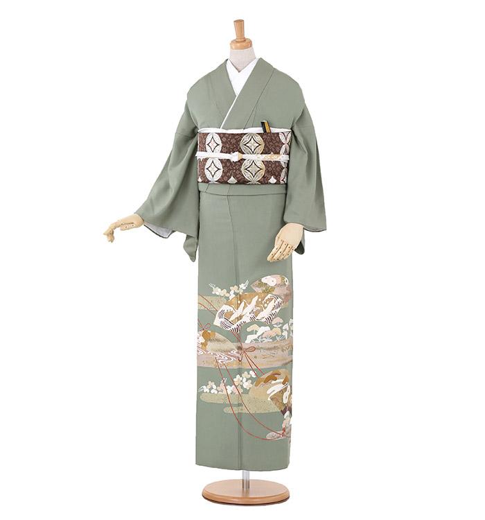 色留袖 No.DA-0139-Mサイズ