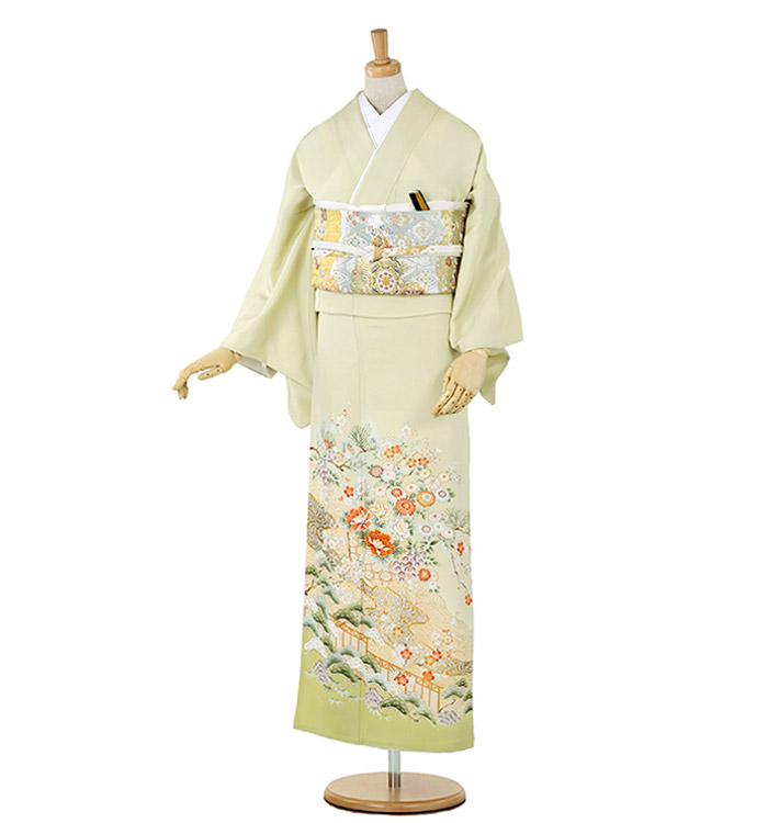 大きいサイズ 色留袖 No.DA-0141-MOサイズ
