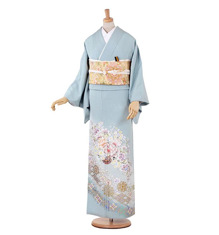 大きいサイズ 色留袖 No.DA-0142-MOサイズ