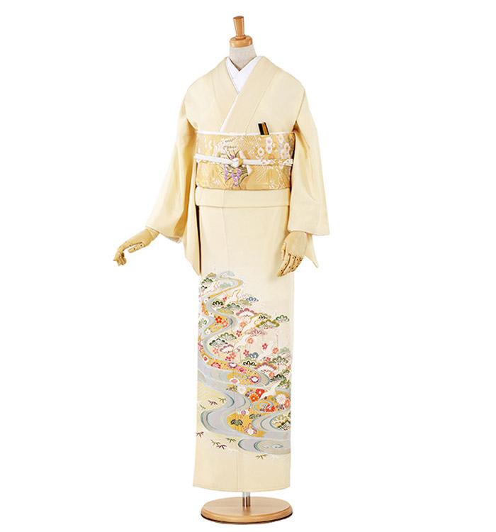 大きいサイズ 色留袖 No.DA-0146-MOサイズ