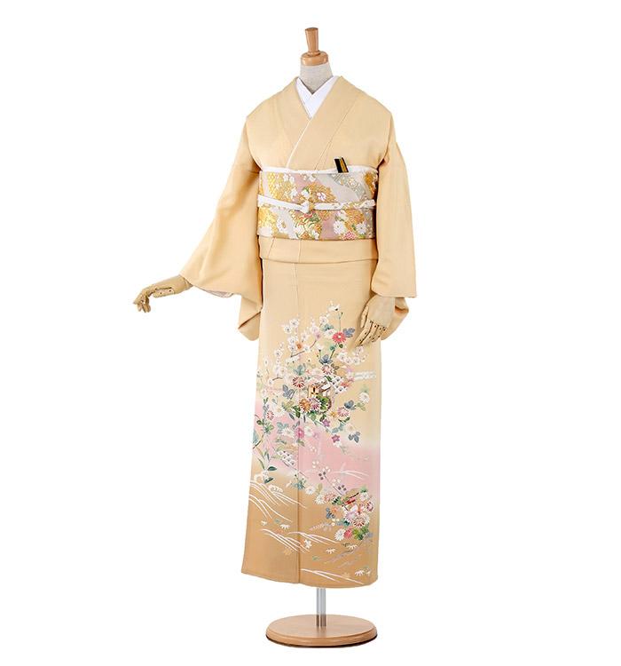 大きいサイズ 色留袖 No.DA-0148-MOサイズ