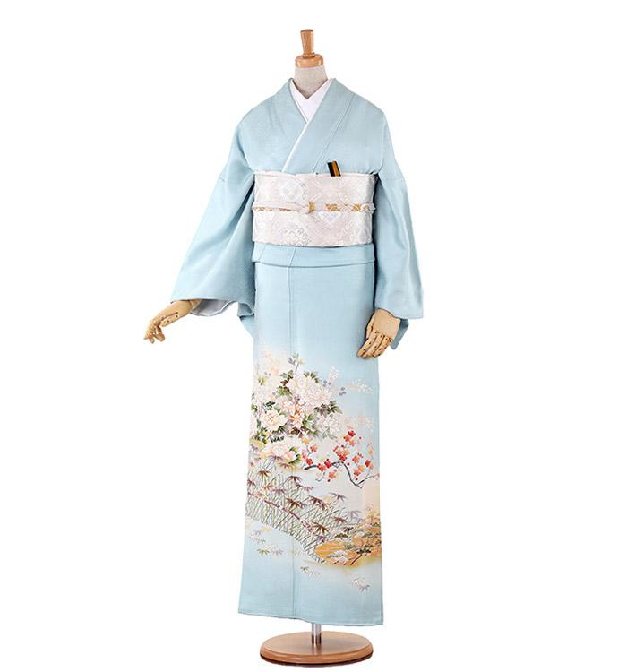 トールサイズ 色留袖 No.DA-0152-LLサイズ