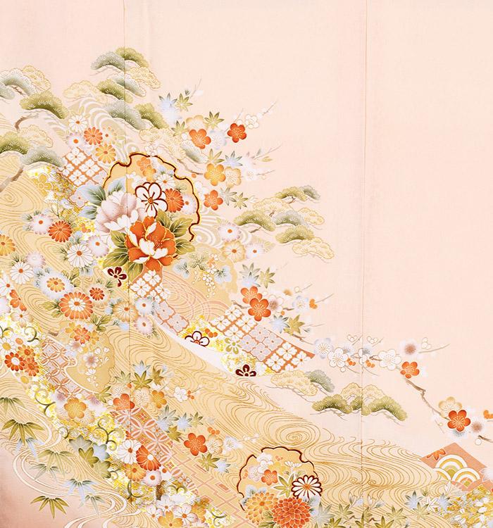 大きいサイズ 色留袖 No.DA-0153-MOサイズ_05