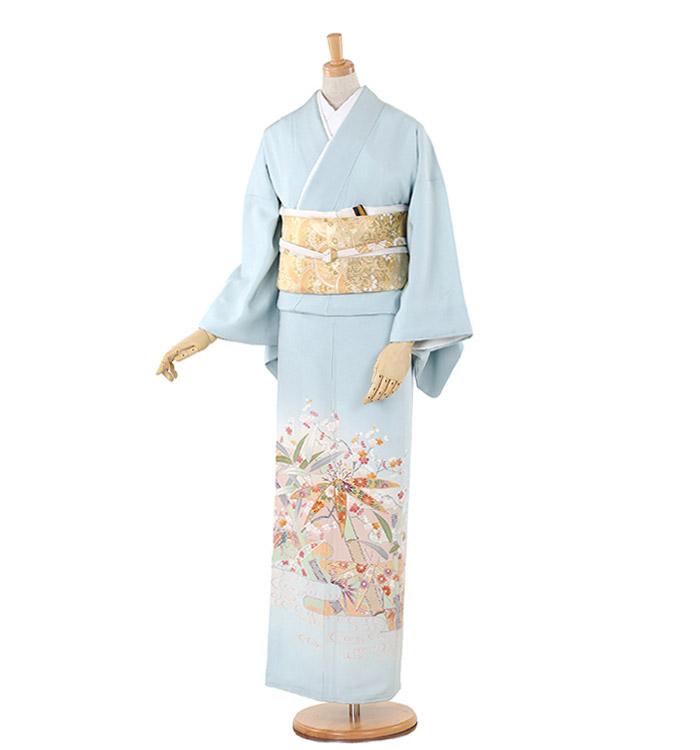 トールサイズ 色留袖 No.DA-0157-LLサイズ