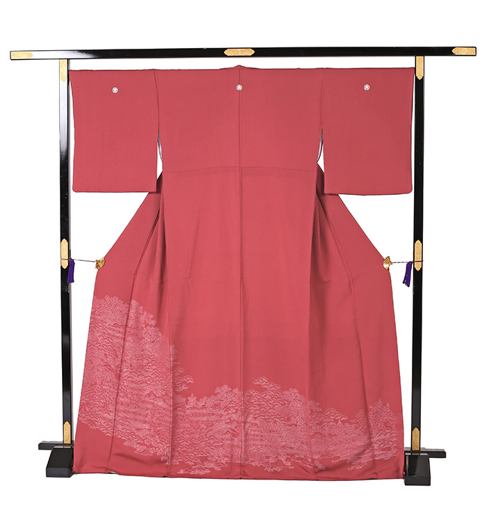縫い取り 色留袖 No.DA-0477-M_03