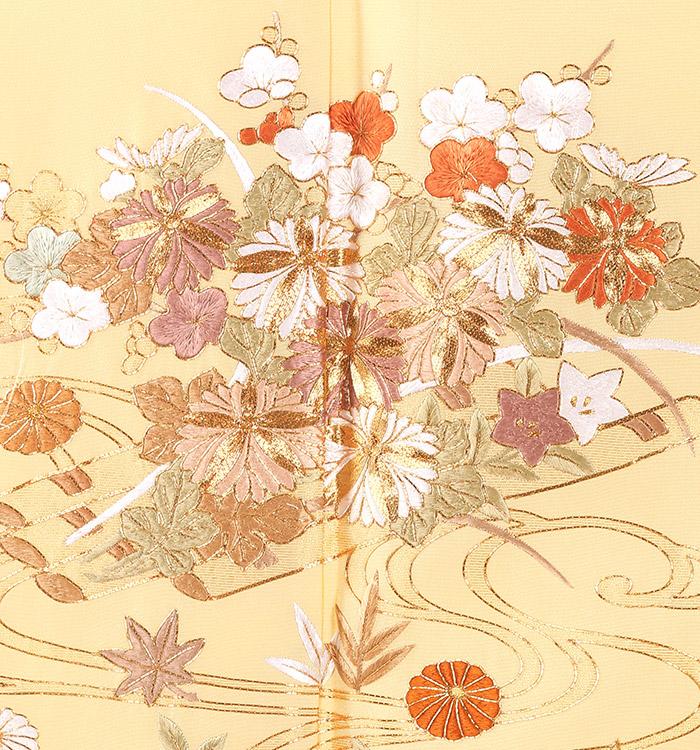 総刺繍 色留袖 No.DA-0572-Sサイズ_05