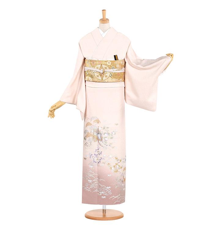 和田光正 色留袖 No.DA-0707-Mサイズ