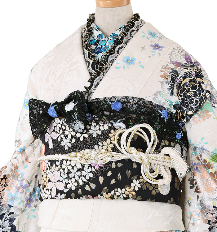 Twofacy dress 藤田志穂 振袖 No.EA-0300-Mサイズ/○_01