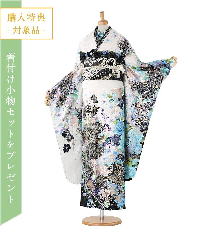 Twofacy dress 藤田志穂 振袖 No.EA-0300-Mサイズ/○