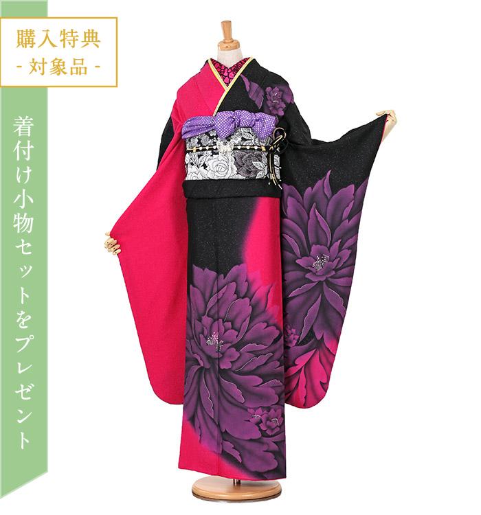 PRINCESS FURISODE 振袖 No.EA-0383-Mサイズ/○