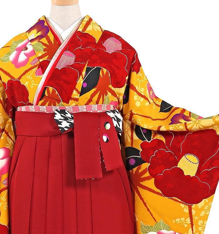 紅一点 卒業袴 No.FE-0518-M_01