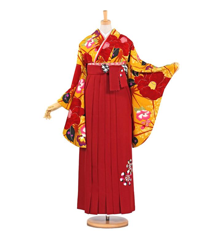 紅一点 卒業袴 No.FE-0518-M