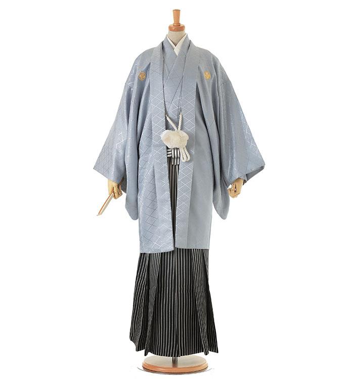 紋付袴 No.HE-0009-LLサイズ