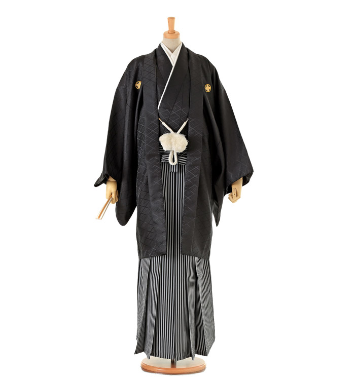 紋付袴 No.HE-0012-Mサイズ