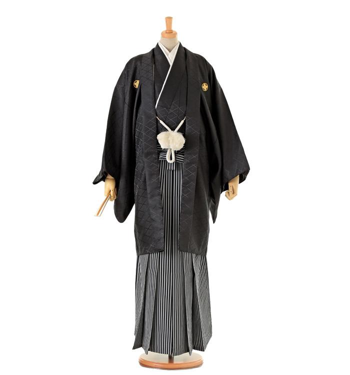 紋付袴 No.HE-0013-Lサイズ