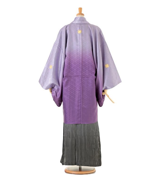 紋付袴 No.HE-0019-LLサイズ_07