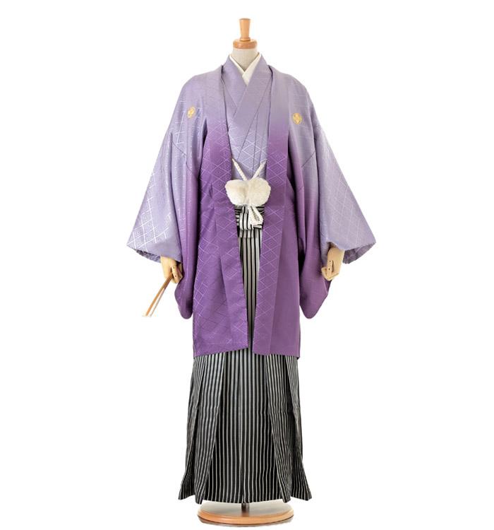 紋付袴 No.HE-0019-LLサイズ