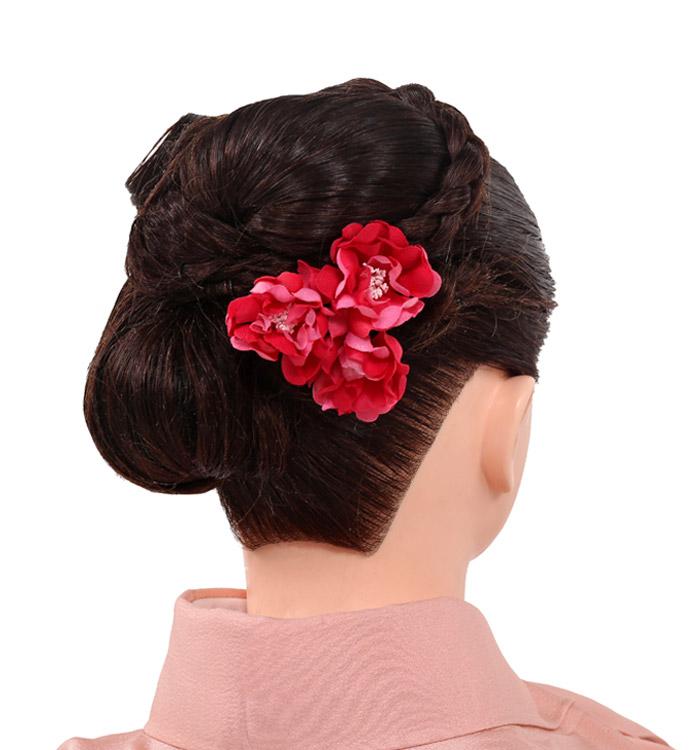 髪飾り(花) No.ZA-5217-00