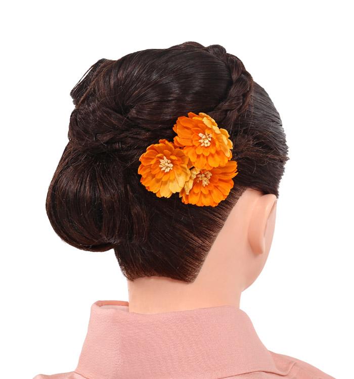 髪飾り(花) No.ZA-5218-00