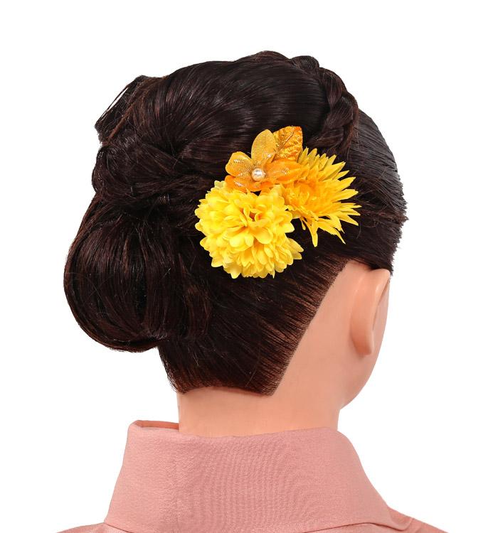 髪飾り(花) No.ZA-5222-00