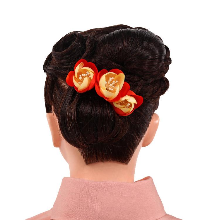髪飾り(花) No.ZA-5228-00