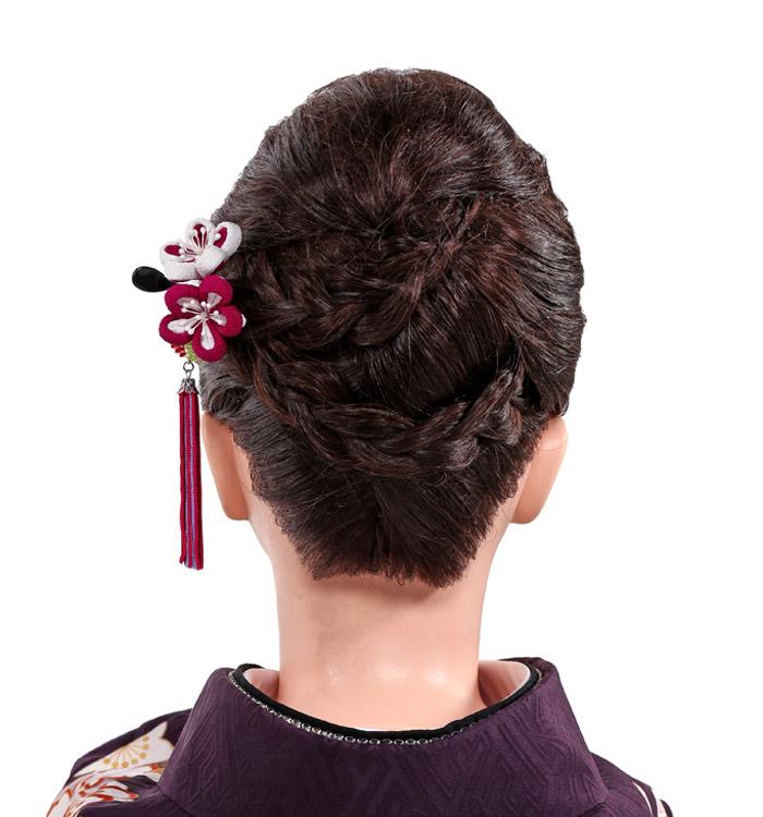 髪飾り(花) No.ZA-5236-00