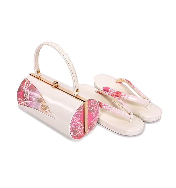 振袖用草履バッグ-Lサイズ No.ZA-6445-03