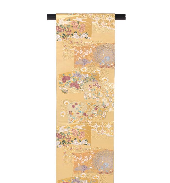 袋帯 No.ZA-6617-00