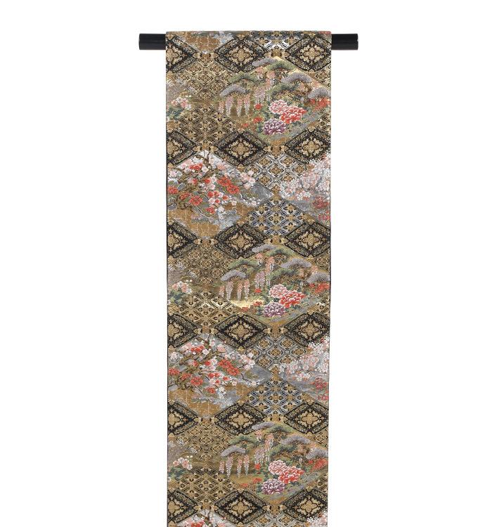 袋帯 No.ZA-6618-00