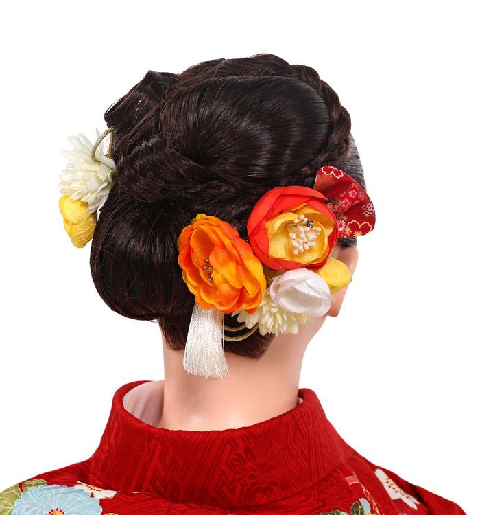 髪飾り(振袖用) No.ZA-6701-00
