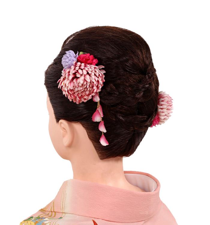 髪飾り(振袖用) No.ZA-6703-00