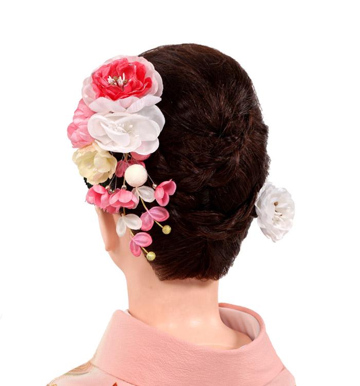 髪飾り(振袖用) No.ZA-6704-00
