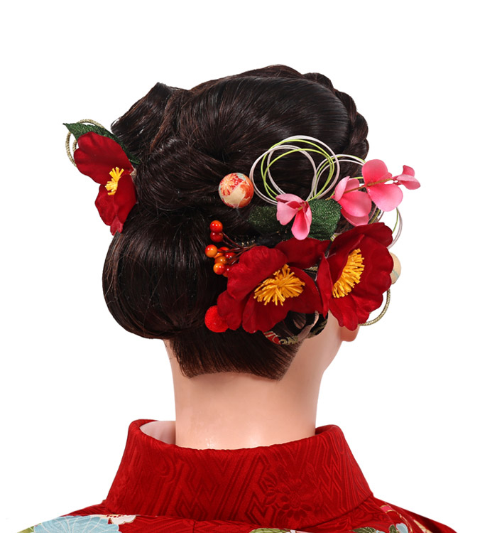 髪飾り(振袖用) No.ZA-6705-00