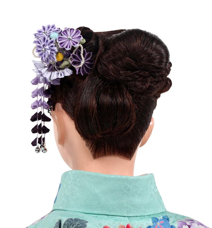 髪飾り(振袖用) No.ZA-6707-00