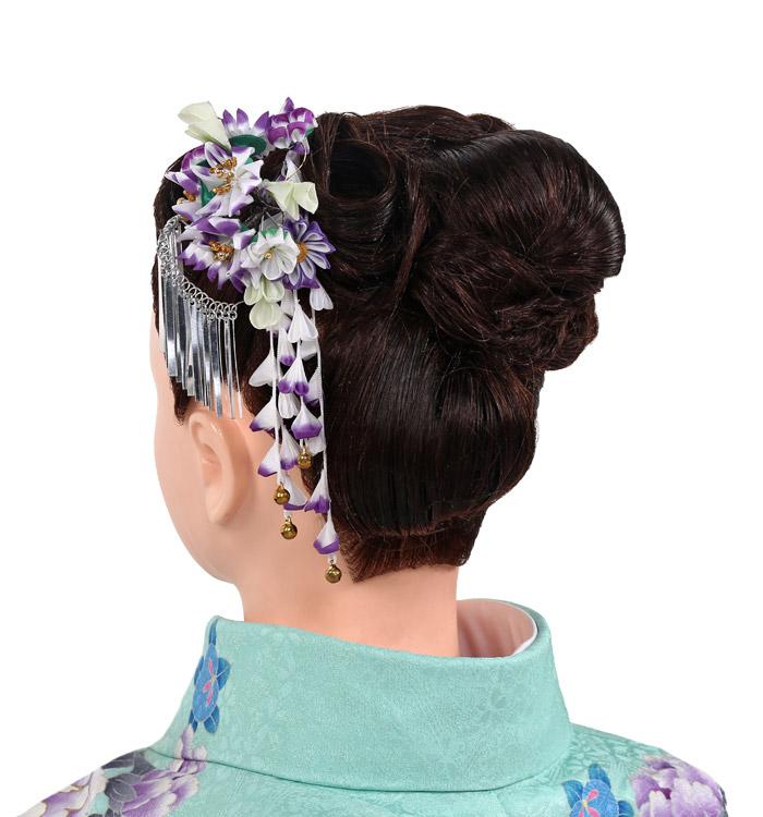 髪飾り(振袖用) No.ZA-6711-00