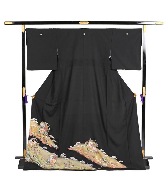 黒留袖 No.CA-0952-Lサイズ_03