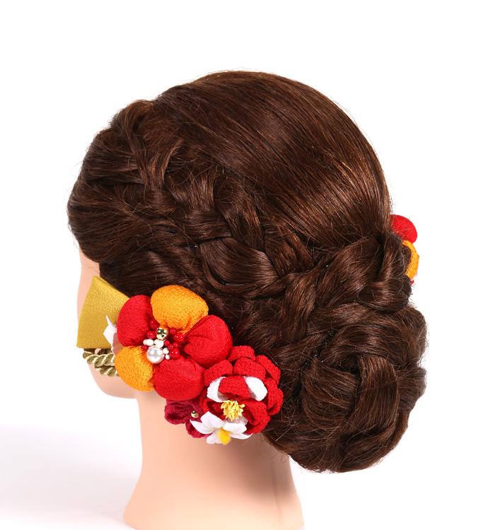 振袖用髪飾り No.5ZA-1004
