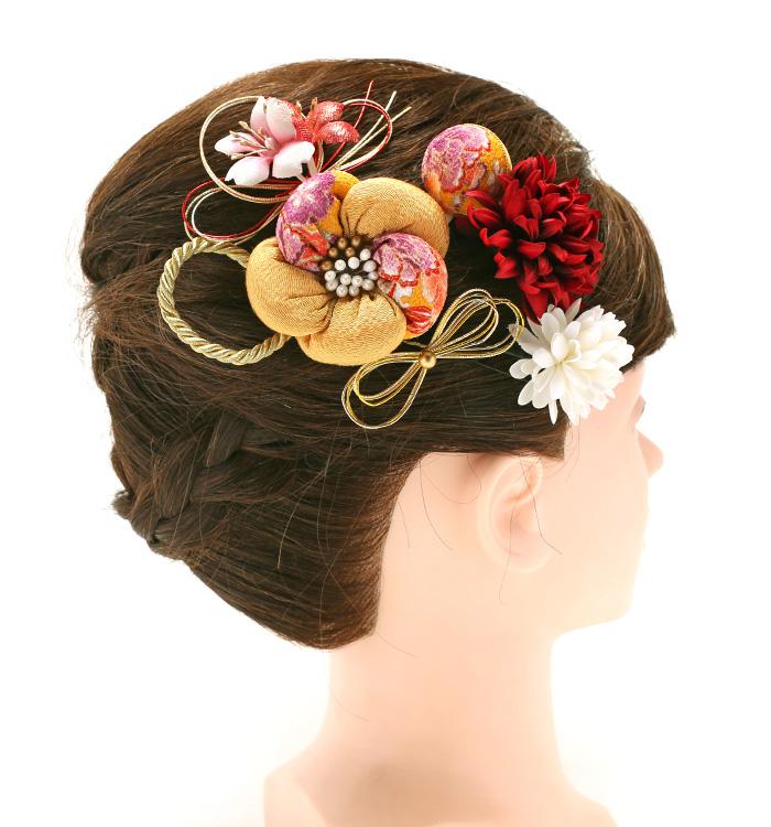 振袖用髪飾り No.5ZC-0049-10
