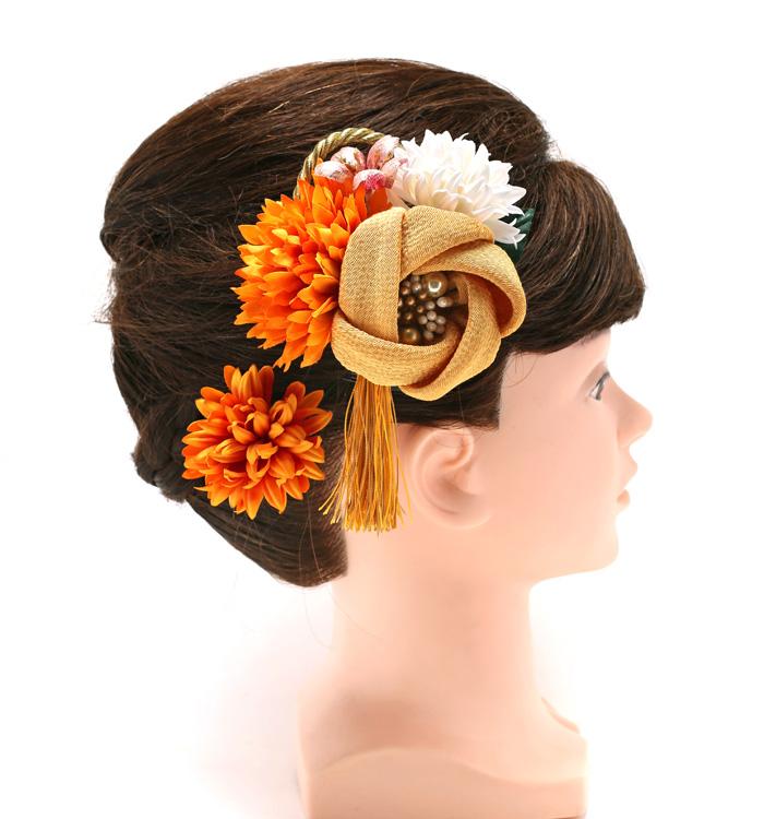 振袖用髪飾り No.5ZC-0050-10