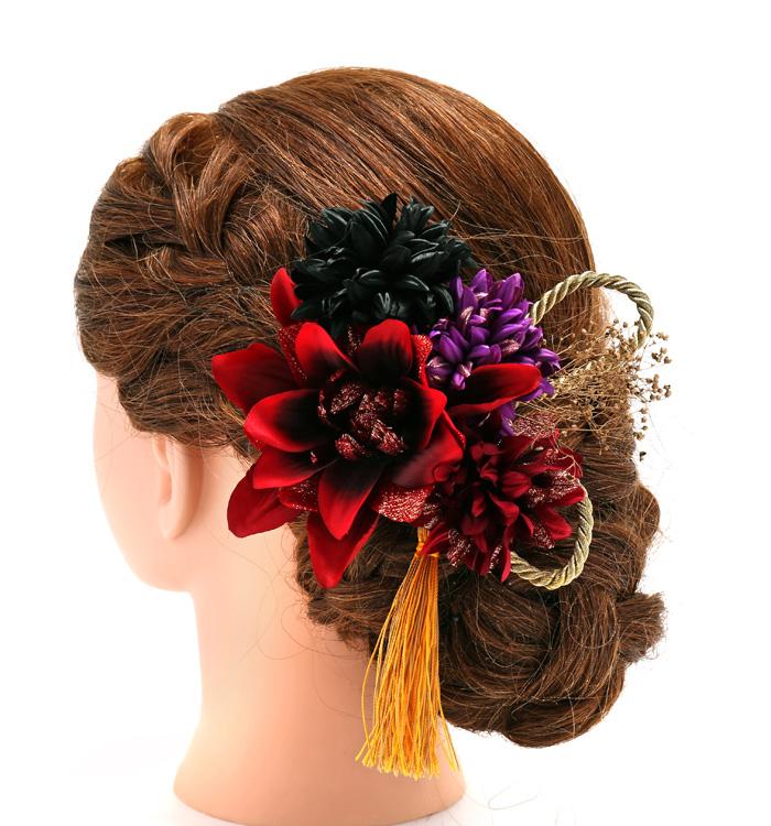 振袖用髪飾り No.5ZC-0056-20