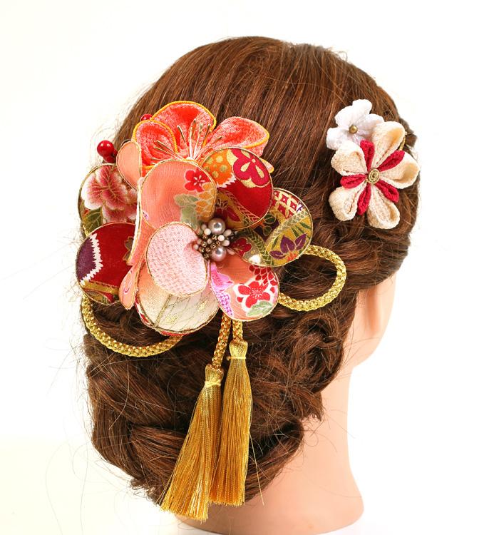振袖用髪飾り No.5ZC-0151-10