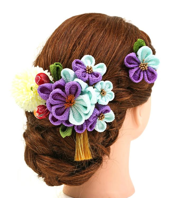 振袖用髪飾り No.5ZC-0152-40