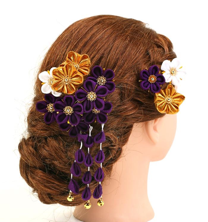 振袖用髪飾り No.5ZC-0158-30