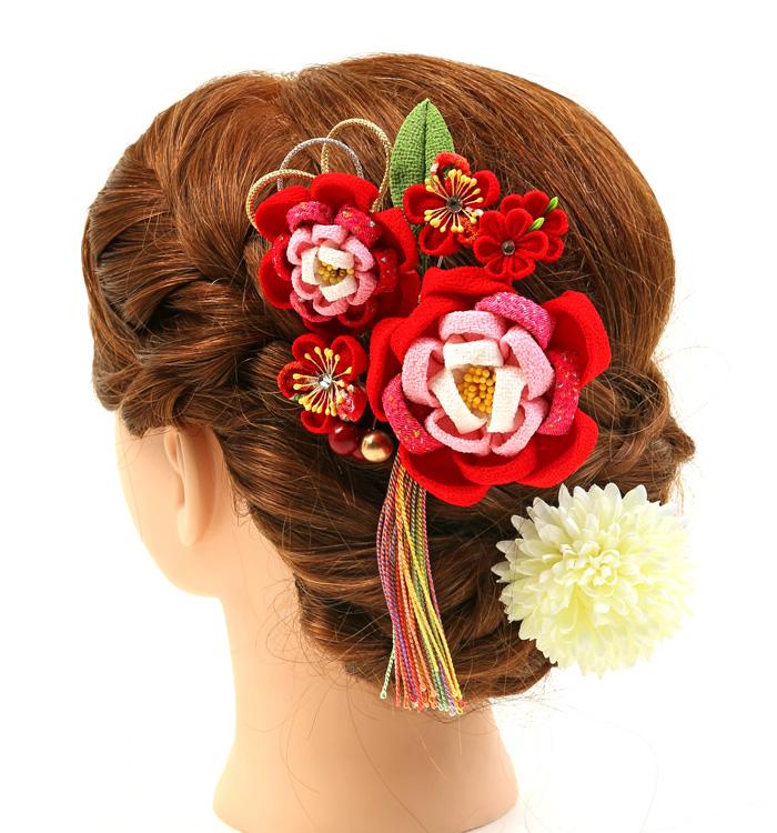 振袖用髪飾り No.5ZC-0167-30