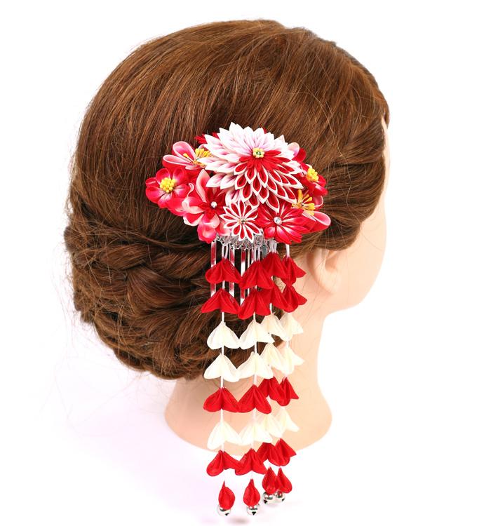 振袖用髪飾り No.5ZC-0184-00