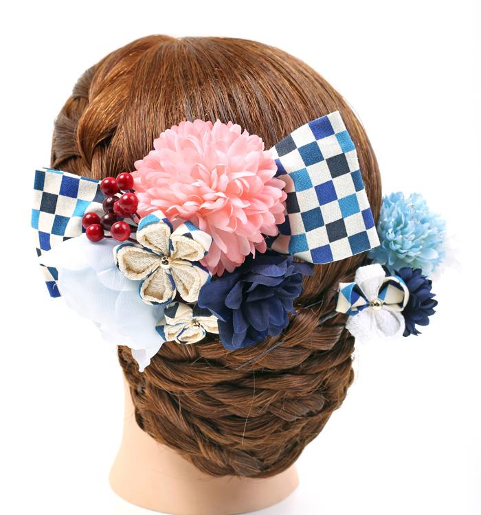 振袖用髪飾り No.5ZC-0211-00