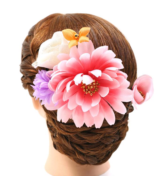 振袖用髪飾り No.5ZC-0217-00
