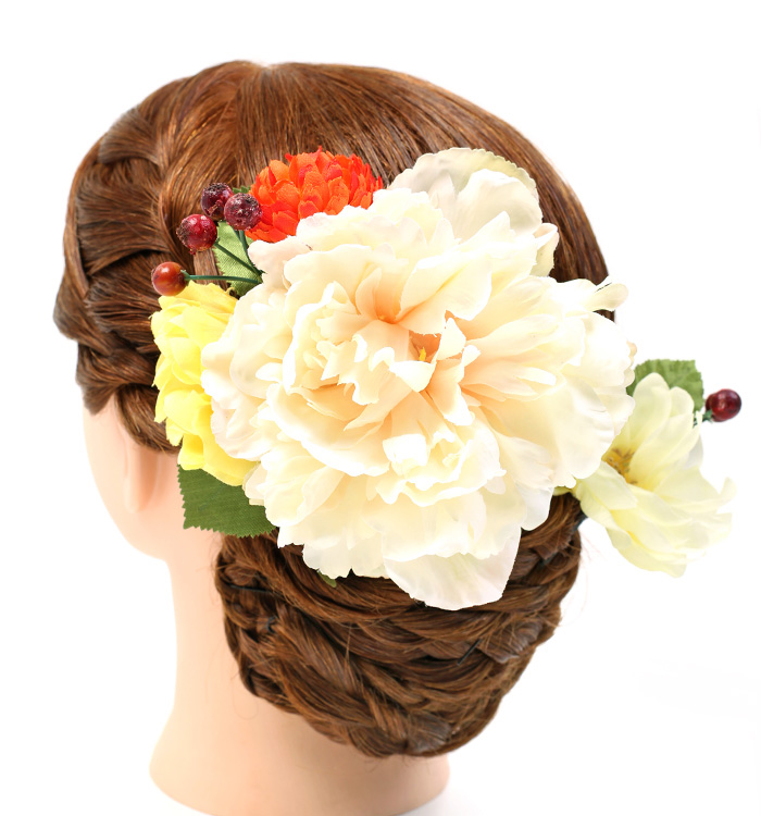 振袖用髪飾り No.5ZC-0220-00