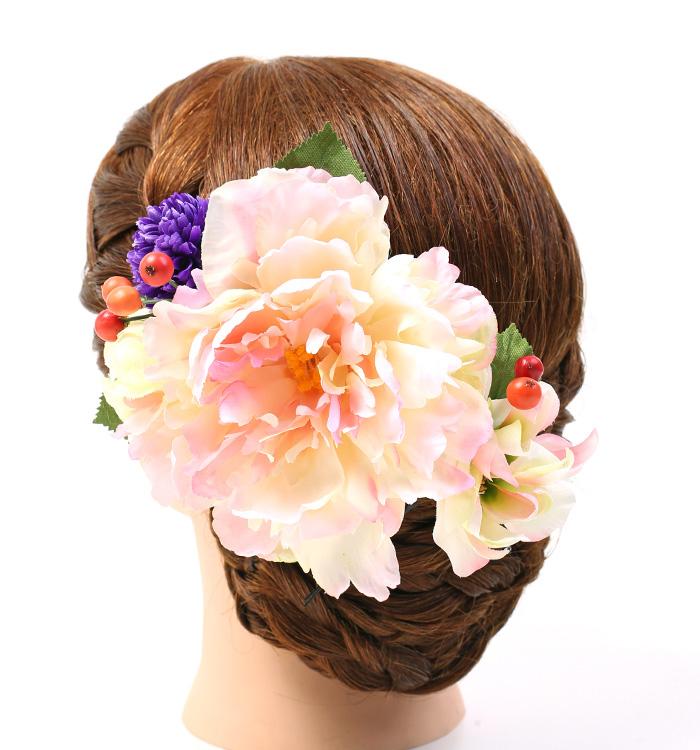 振袖用髪飾り No.5ZC-0220-10
